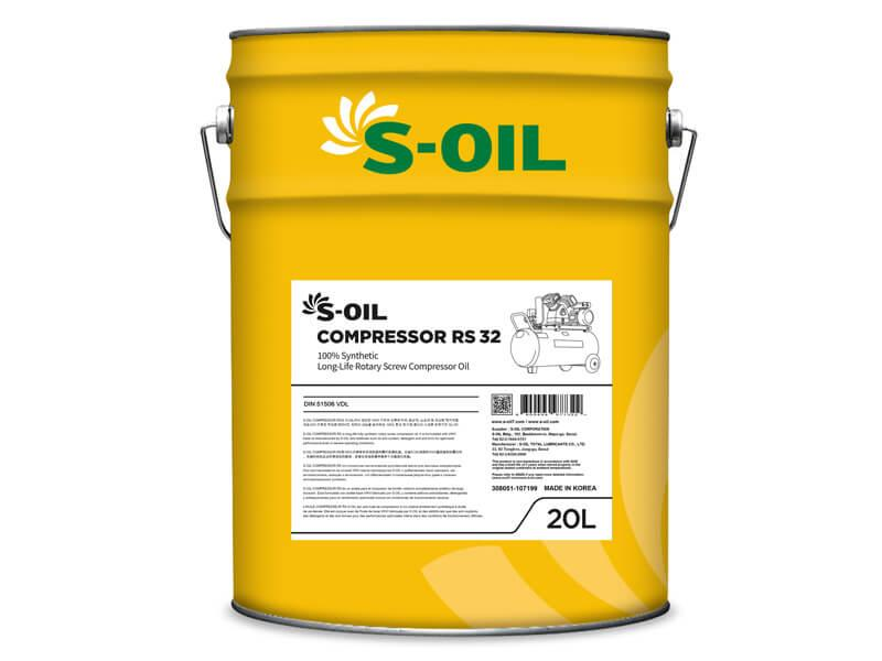 DẦU S OIL RS32/46